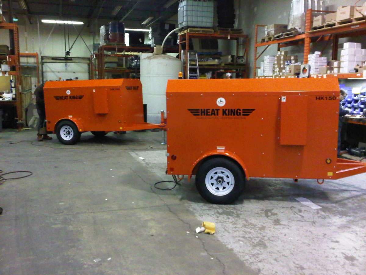 Kam Industrial Supply Ltd Construction Equipment Gallery